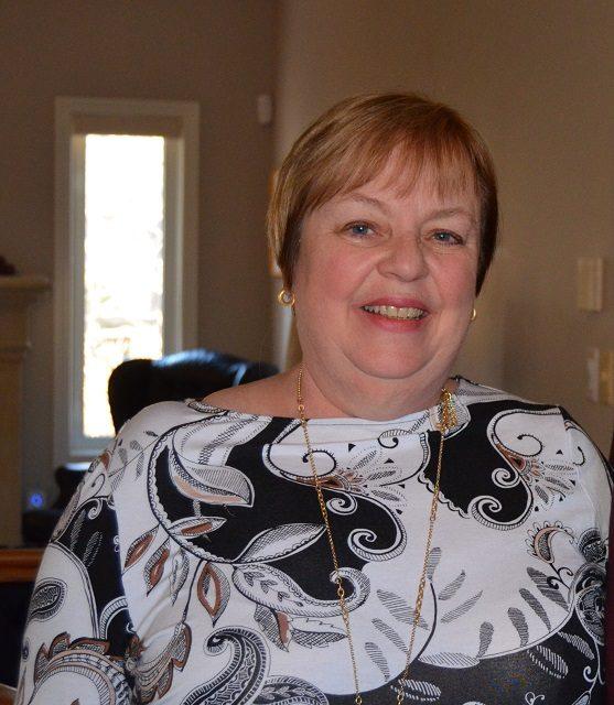 Cathy Rushton