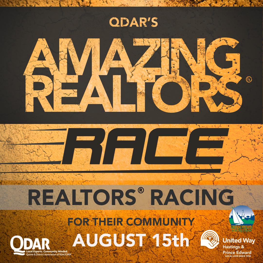 QDAR's Amazing REALTORS Race